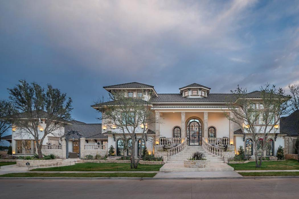Beautiful custom home built by Sharkey Custom Homes, which was featured in the Parade of Homes.