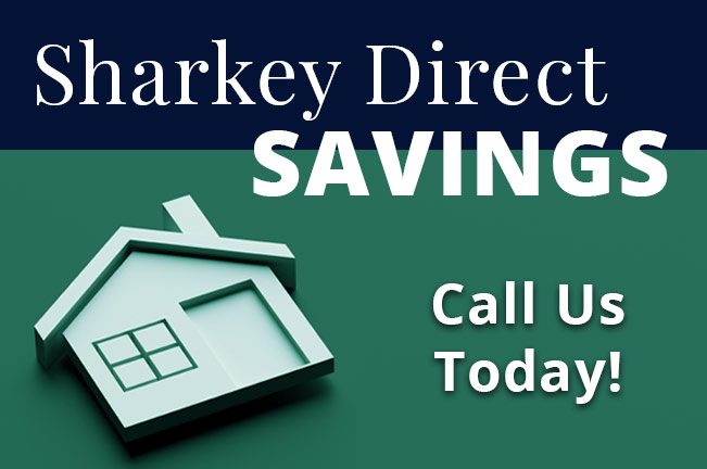 Sharkey Direct Home Buying Savings - contact Sharkey Custom Homes Directly to save on your new home.